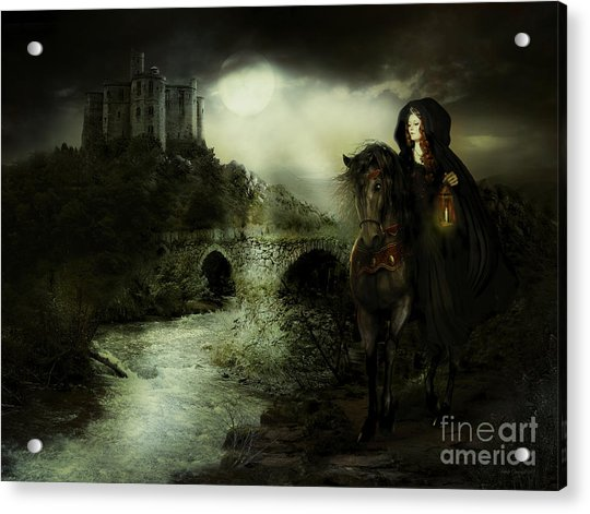 Guinevere Acrylic Print