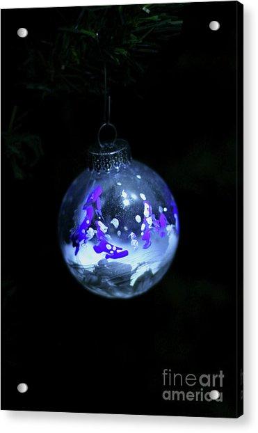 Handpainted Ornament 001 Acrylic Print
