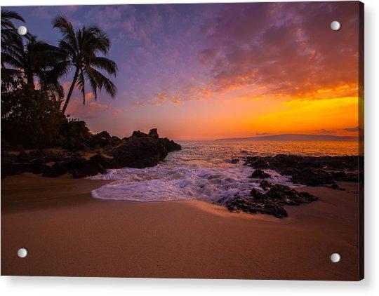 Hawaian Paradise Acrylic Print