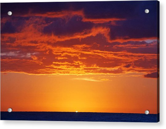 Here Comes The Sun Acrylic Print