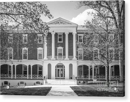 Hollins University Roanoke Acrylic Print