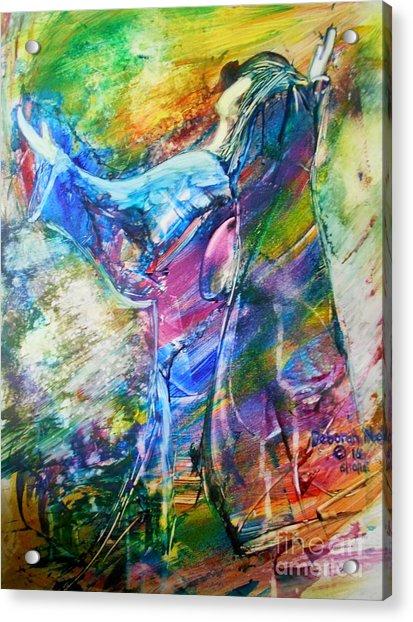 Holy Surrender Acrylic Print