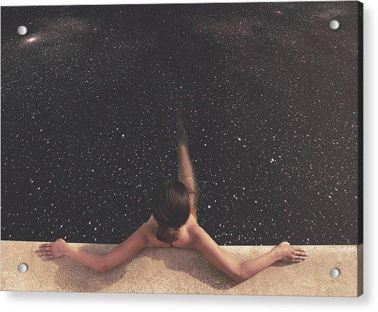 Holynight Acrylic Print