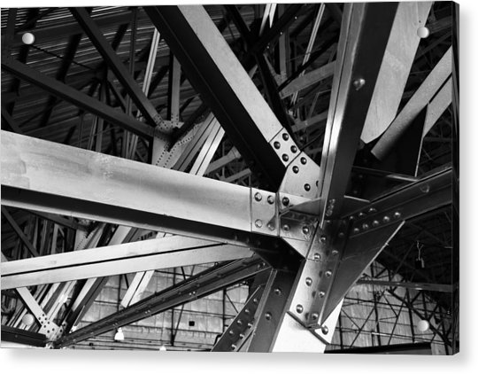 In The Rafters Acrylic Print