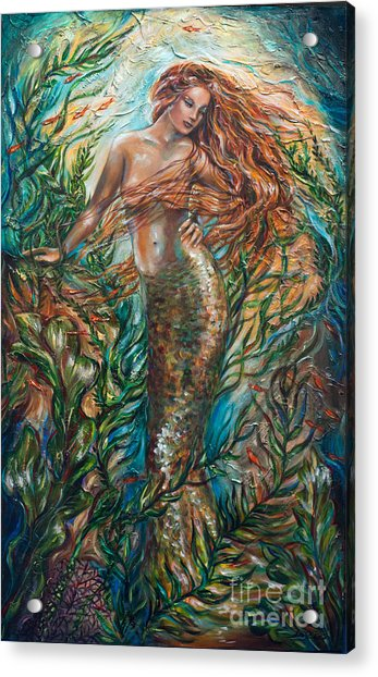 Isabella Acrylic Print