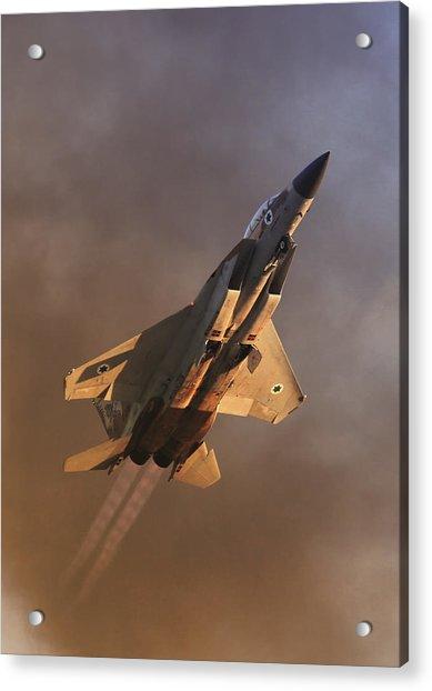 Israeli Air Force F-15i Acrylic Print