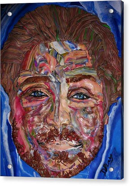 Jakob Acrylic Print