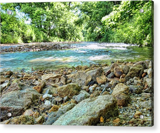 Jemerson Creek Acrylic Print