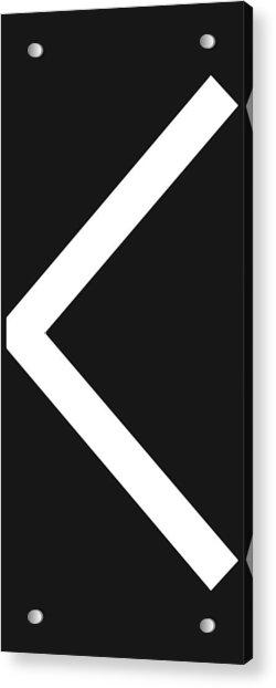 Kenaz Acrylic Print