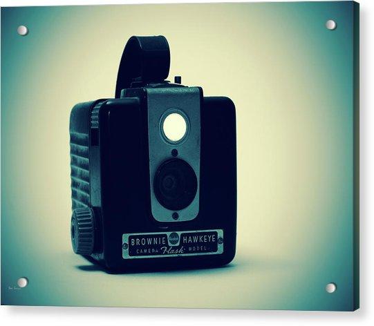 Kodak Brownie Acrylic Print
