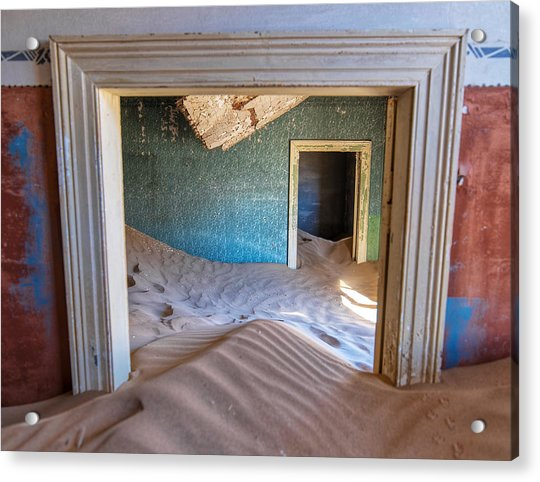 Kolmanskop 1 Acrylic Print