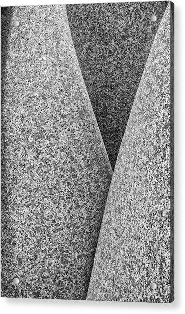 Kontinuitat By Max Bill. Acrylic Print