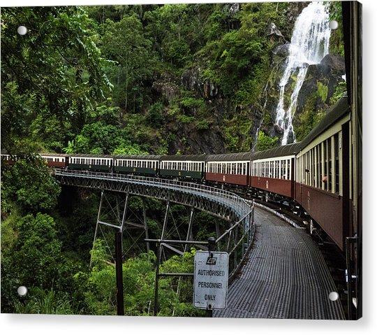 Kuranda Senic Railway Acrylic Print