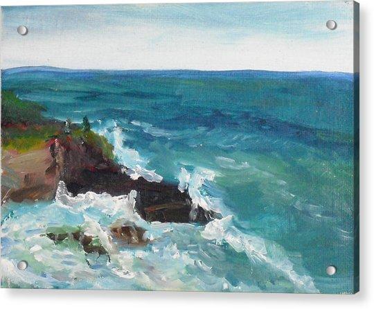 La Jolla Cove 006 Acrylic Print