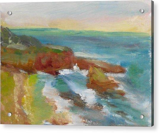 La Jolla Cove 019 Acrylic Print