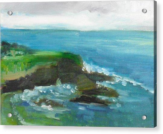 La Jolla Cove 026 Acrylic Print