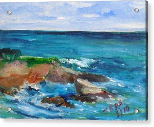 La Jolla Cove 055 Acrylic Print