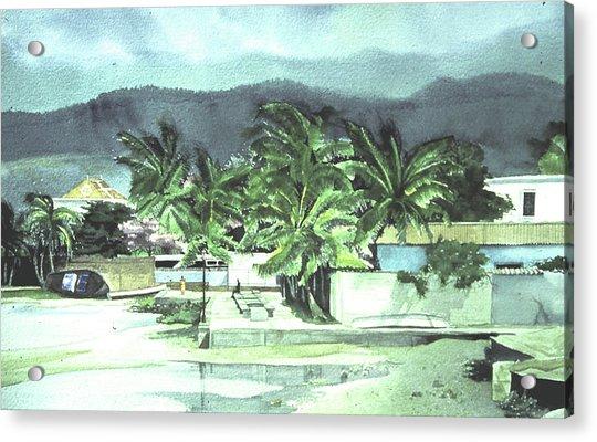 La Vela Acrylic Print