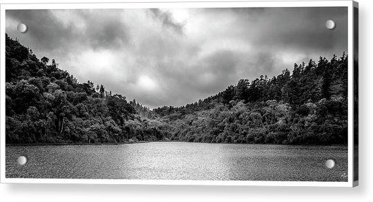 Lagoa-pico Do Itapeva-pindamonhangaba-sp Acrylic Print