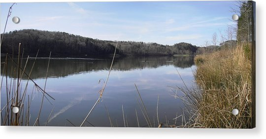 Lake Zwerner Early Spring Acrylic Print