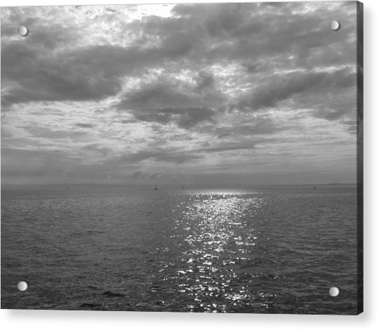 Immensity With Light Acrylic Print