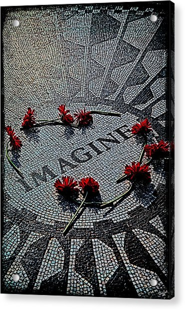 Acrylic Print featuring the photograph Imagine If by Chris Lord