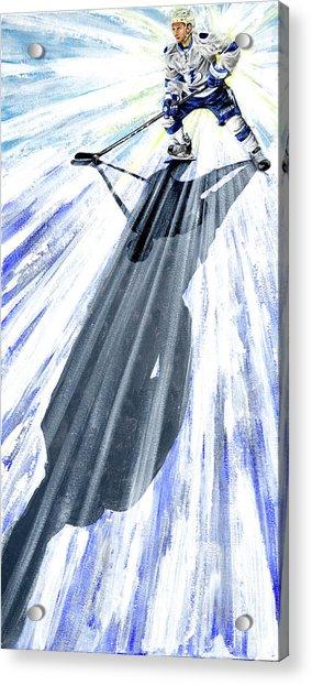 Lightning And Shadow Acrylic Print