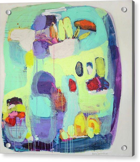 Loosen The Grip Acrylic Print