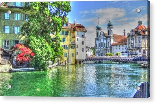 Lucerne Acrylic Print