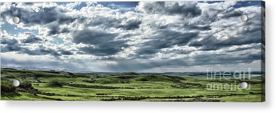 Magnetic View Acrylic Print