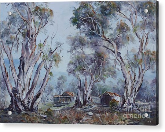Melrose, South Australia Acrylic Print
