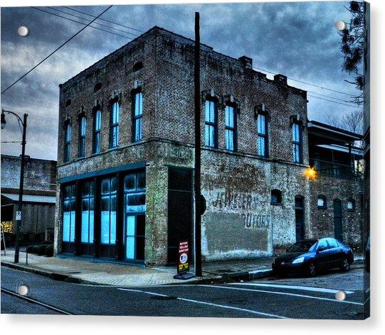 Memphis - South Main 001 Acrylic Print