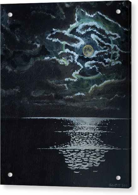 Midnight Passage Acrylic Print
