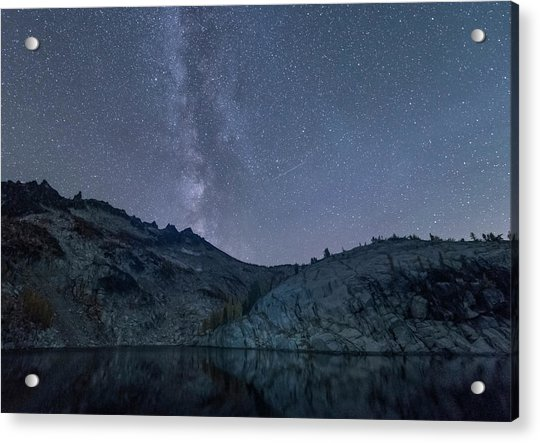 Milky Way At The Enchantments Acrylic Print