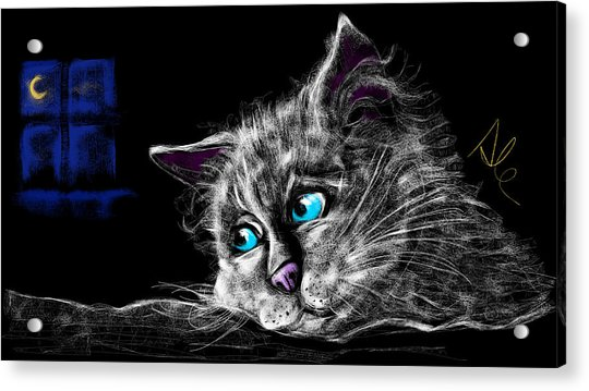 Missing You Acrylic Print