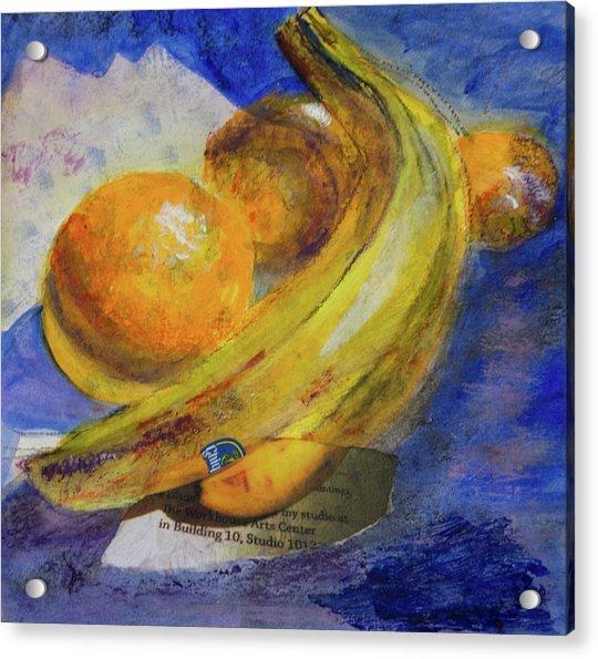 Mixed Fruit Acrylic Print