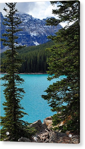 Moraine Lake 3 Acrylic Print