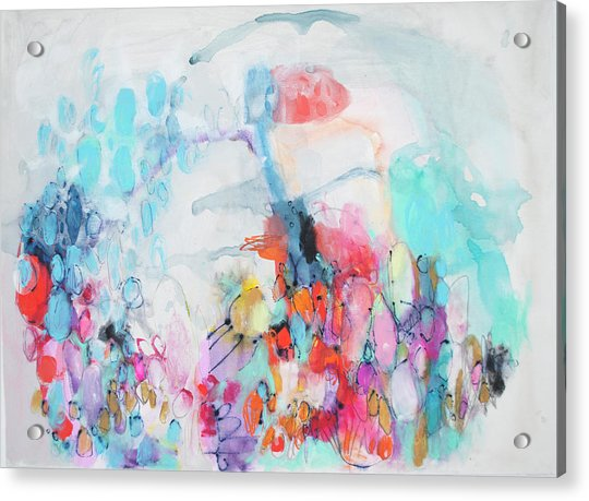Muy Picante Acrylic Print