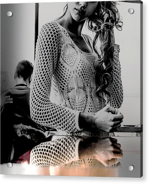 Narcissis  Acrylic Print
