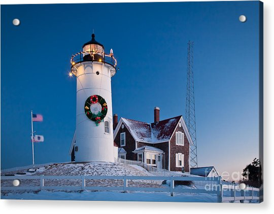 Nobska Light Acrylic Print