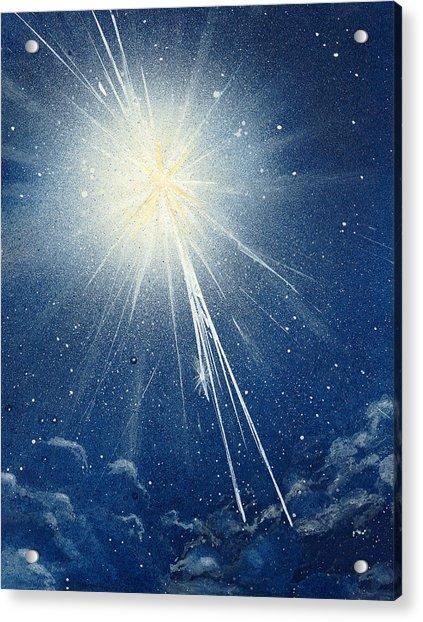 North Star Acrylic Print