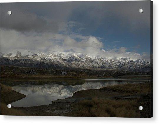 Northern Nevada Acrylic Print