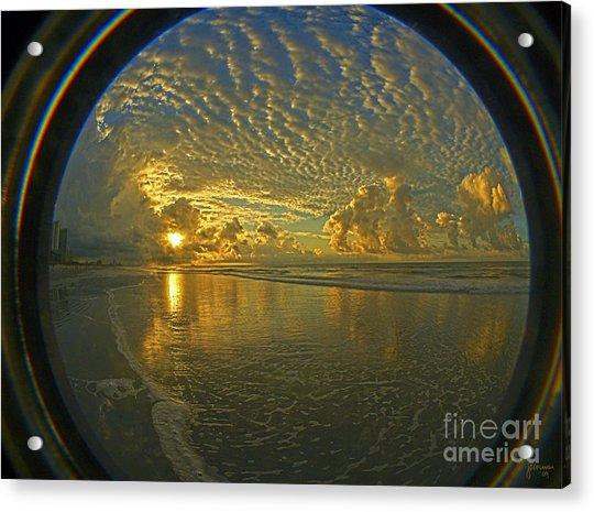 Oceanview Acrylic Print