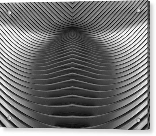 Oculus Abstract Acrylic Print