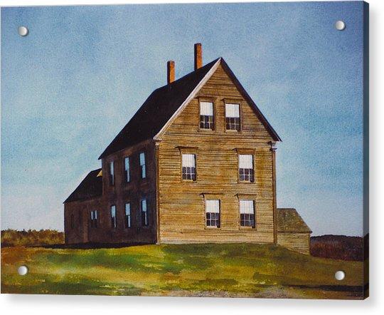 Olsen House Acrylic Print