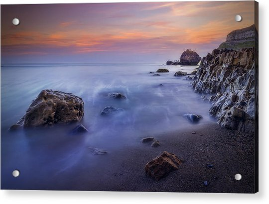 Only In Heaven Acrylic Print