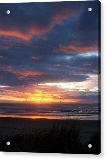 Oregon Coast 11 Acrylic Print