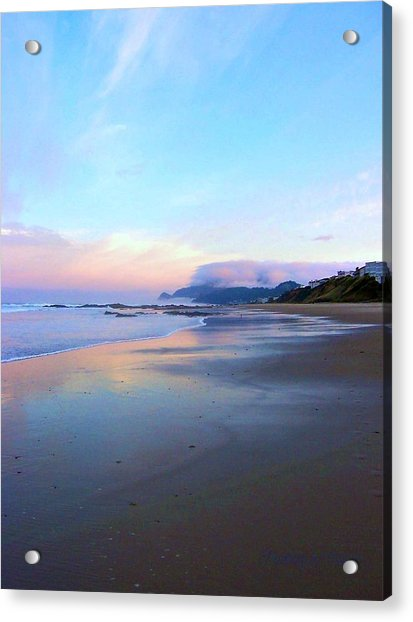 Oregon Coast 4 Acrylic Print