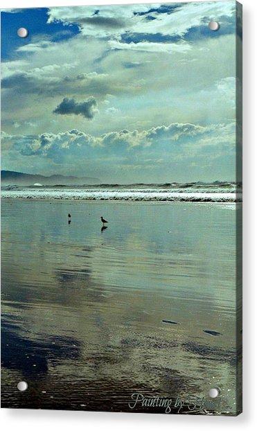Oregon Coast 6 Acrylic Print