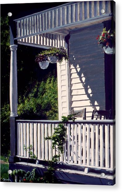 Our Place Acrylic Print